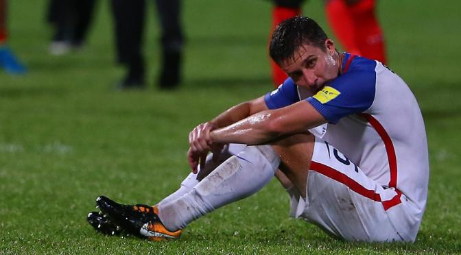 USA Soccer Team Does Not Qualify For World Cup For First Time In Three Decades.
