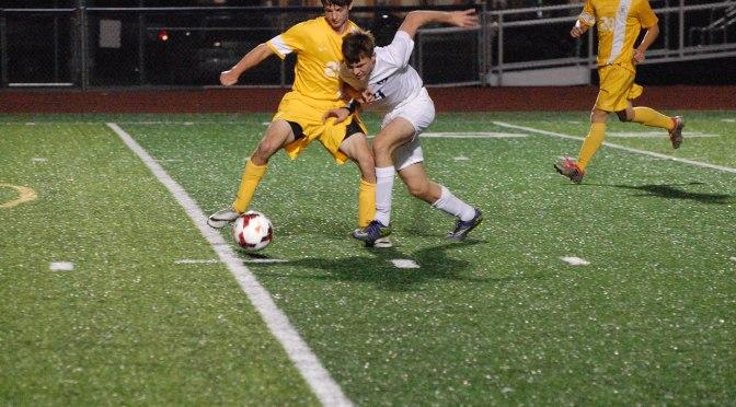 Men's Soccer Senior Night