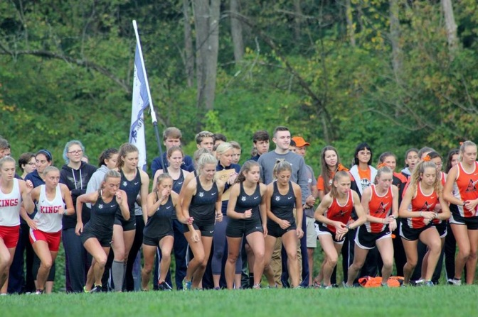 Cross Country League Meet