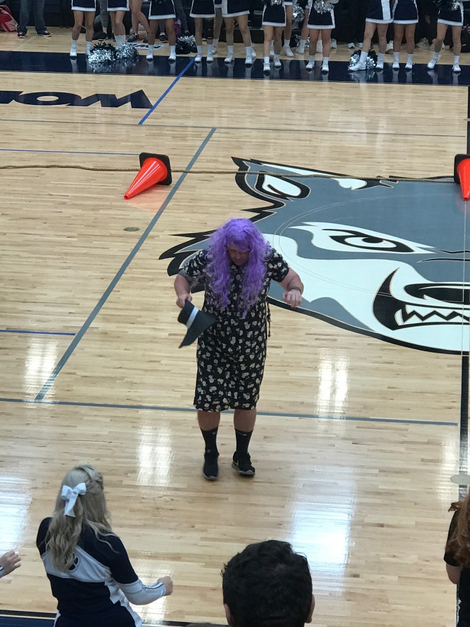 Spirit Competition/Pep Rally/Hoco Court & Floats