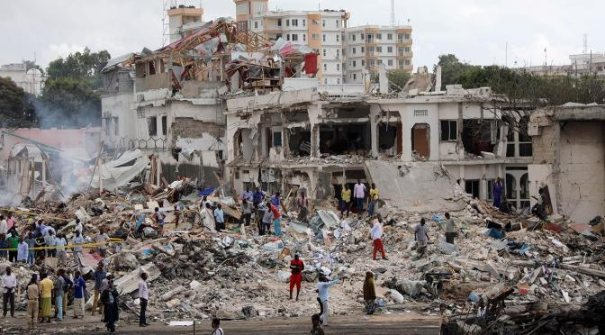 Somalia Faces Largest Single Terrorist Attack; 300+ Dead