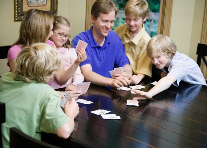 Top Five card Games