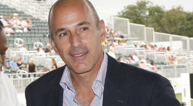 Matt Lauer Fired from NBC