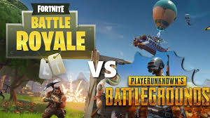 Fortnite V Player Unknown Battlegrounds