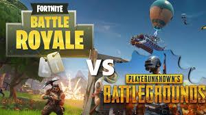 Fortnite V Player Unknown Battlegrounds