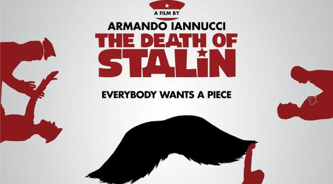 Russia Bans 'Extremist' Comedy The Death of Stalin