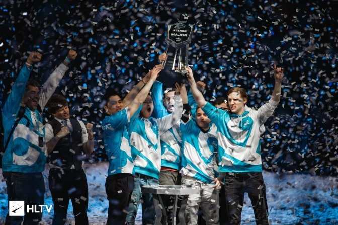 Cloud9 The First North American Team To Win A CS:GO Major