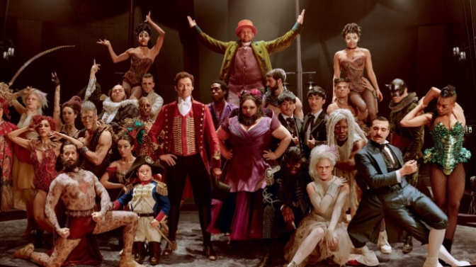 Review On The Greatest Showman