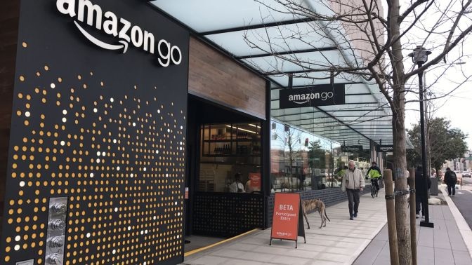 """Amazon Go"" on the Rise"