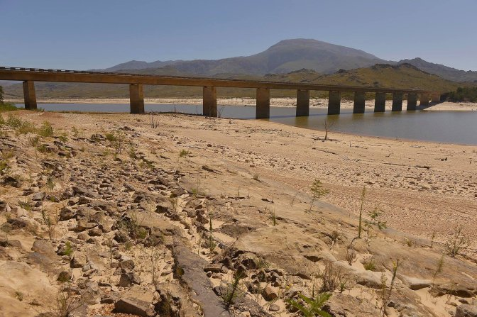Cape Town Dangerously Close to Running Out of Water
