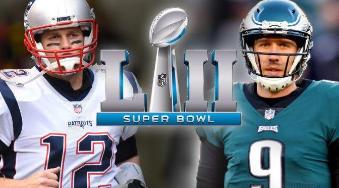 Nick Foles vs Tom Brady