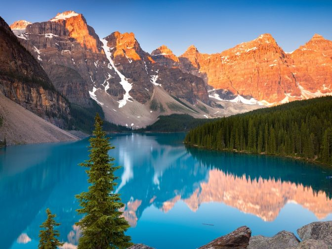 Children May Now Enter National Parks For Free In Canada