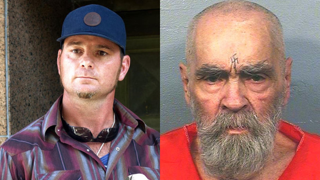 Grandson Of Charles Manson Claims Deceased Killer's Remains
