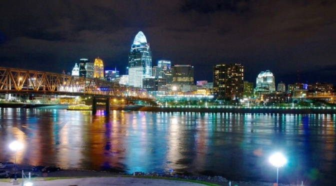 Places to visit in Cincinnati
