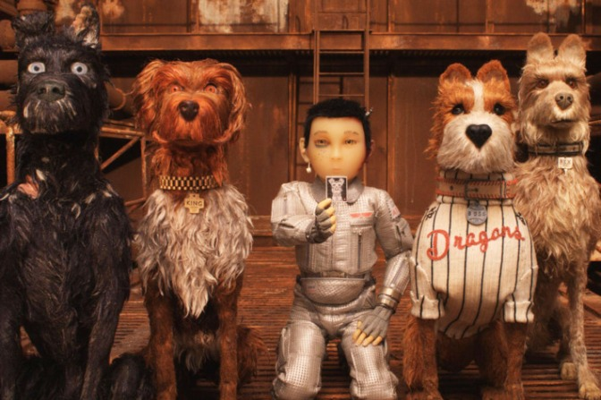 Isle of Dogs Details