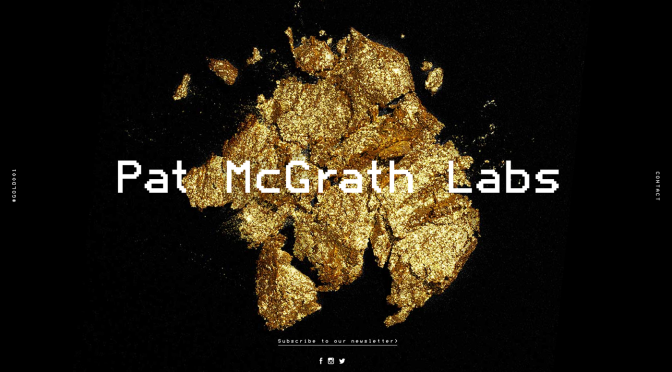 PAT McGRATH LABS: Luxury Cosmetic Brand