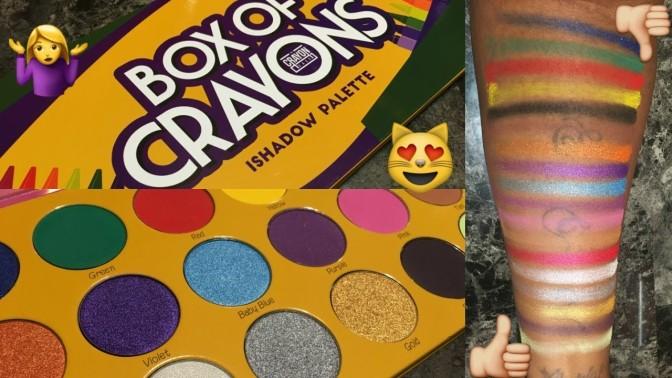 Box of Crayons IShadow