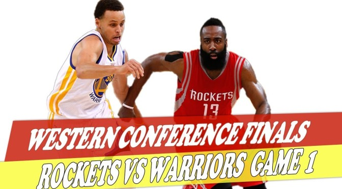 Game 1 Western Conference Finals