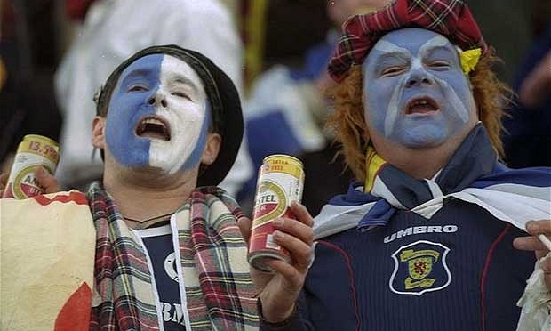 Scotland Begins Effort To Stop Alcohol Issue