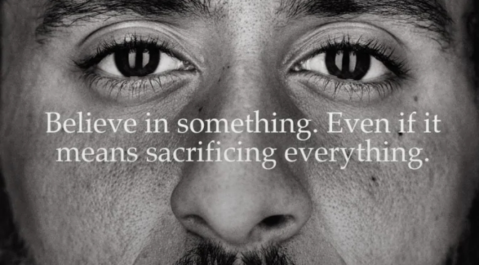 Nike Ad Sparks Controversy
