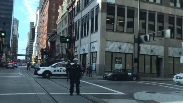 Downtown Cincinnati Shooting Leaves 3 dead, and 2 Injured