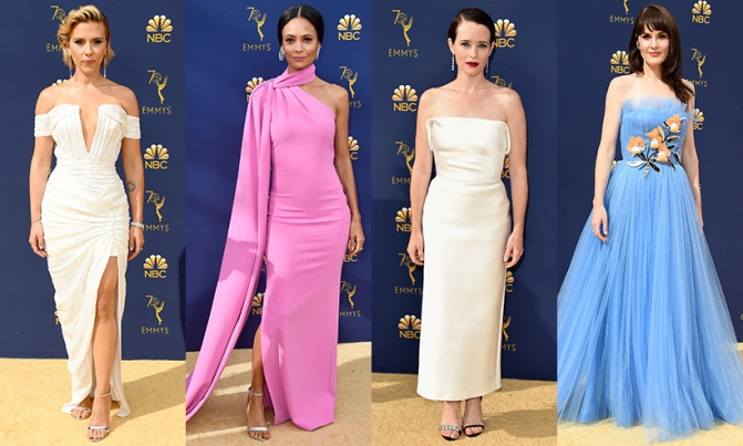Best and Worst Dressed of Emmy Awards 2018