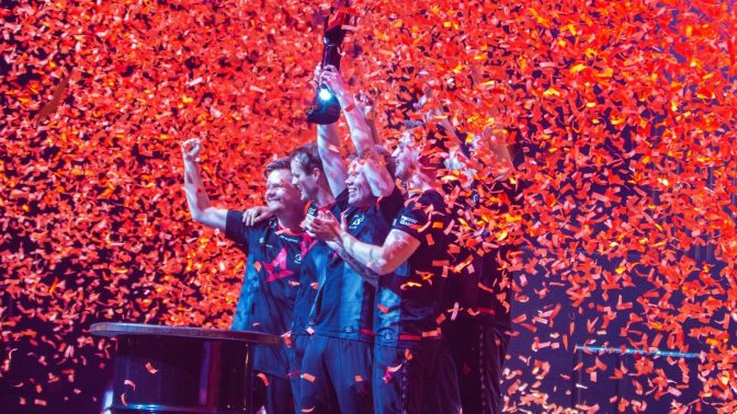 Astralis Wins London CS:GO 2018 Major