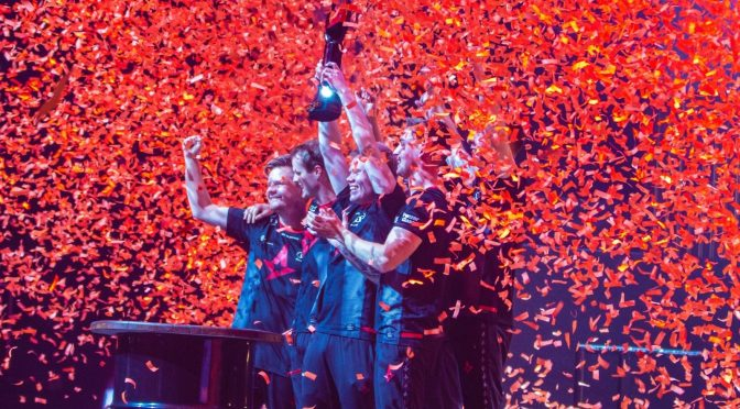 Astralis Wins London CS:GO 2018 Major