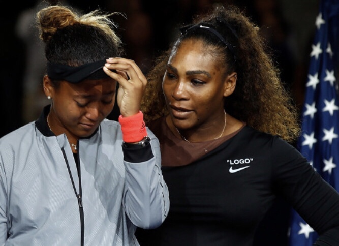 Serena Williams Controversy