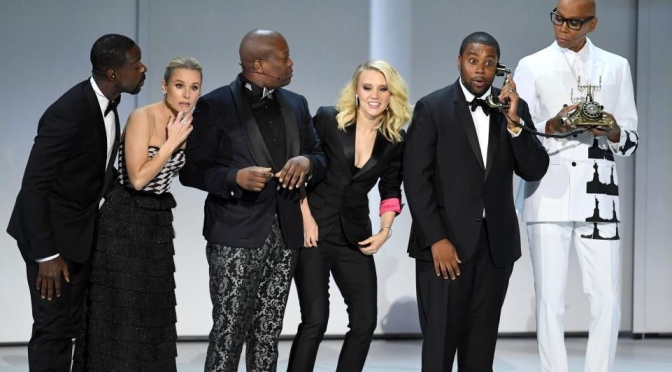 In Case You Missed It: Emmy's 2018