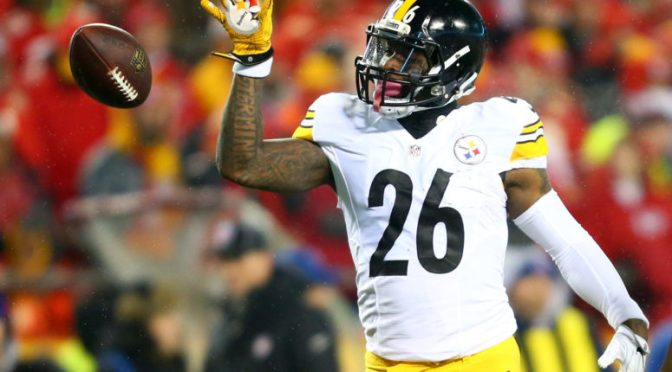 Le'Veon Bell Contract Hold Out