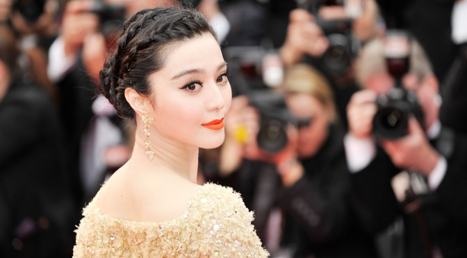 Fan Bingbing Missing for Tax Evasion