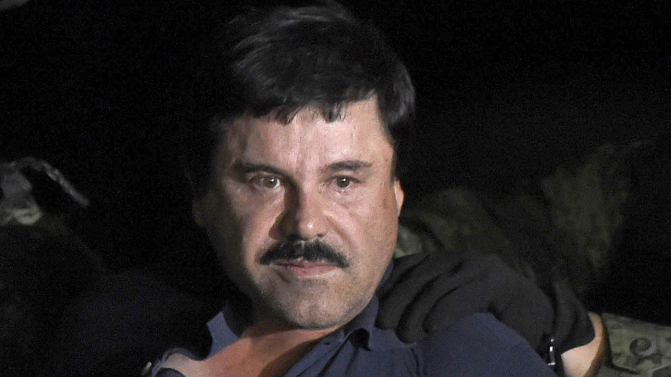 'El Chapo' Sees Trial This Week; Sons Allegedly Take Over Cartel