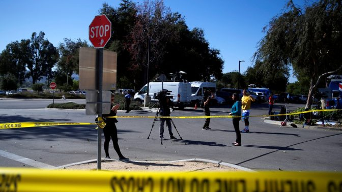 California Shooting Leaves 12 Dead; Almost A Dozen Injured