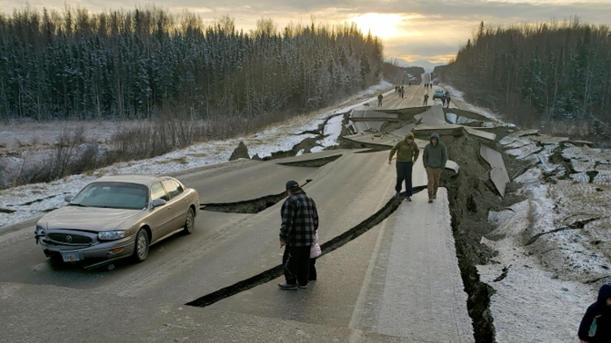 Anchorage Gets Hit With 7.0 Magnitude Earthquake. What's Next?