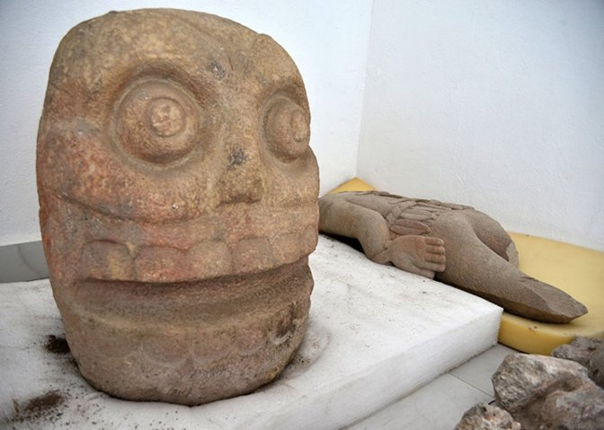 New 'Flayed God' Temple Excavated In Mexico