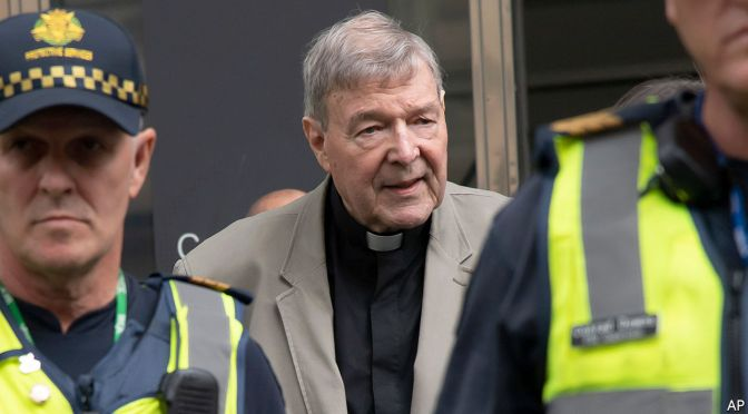 Justice for George Pell's Victims