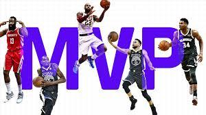 NBA 2018-19 MVP Candidates
