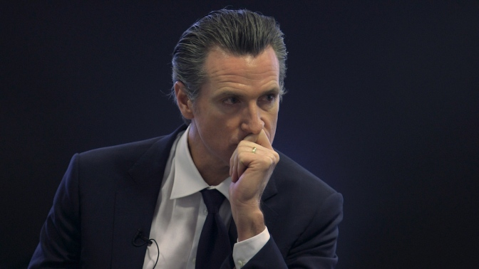 California Governor to Halt Death Penalty