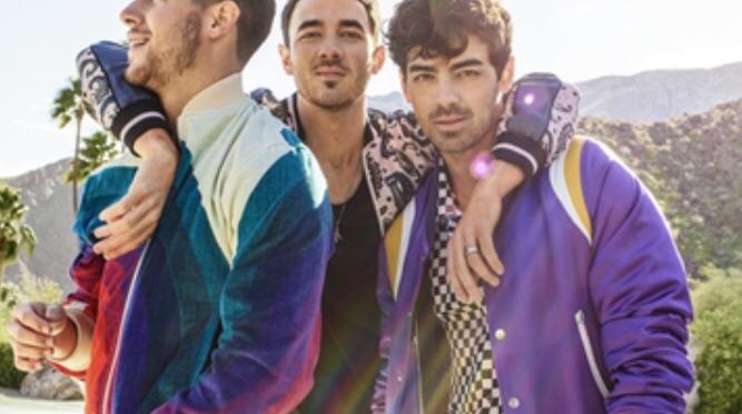 "Jonas Brothers ""Sucker"""
