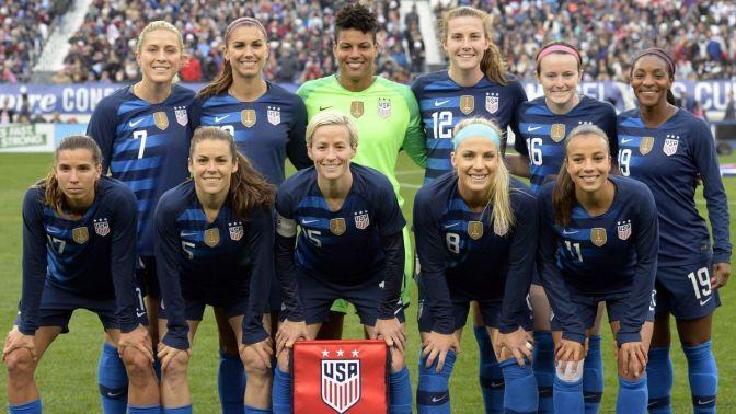 US Soccer Women's National Team