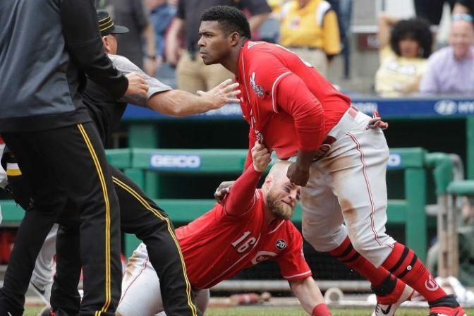 Reds Losing Streak
