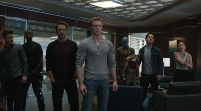 Avengers: Endgame Recap