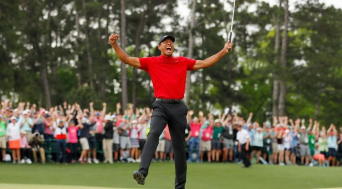 Tiger Woods Wins 15th Tournament