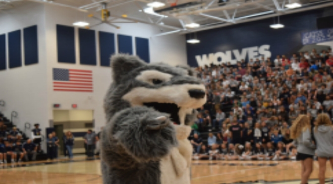 West Clermont Homecoming Pep Rally 2019