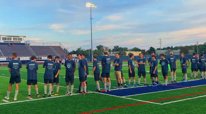 WCHS Boy's Varsity Soccer Game – Senior Night