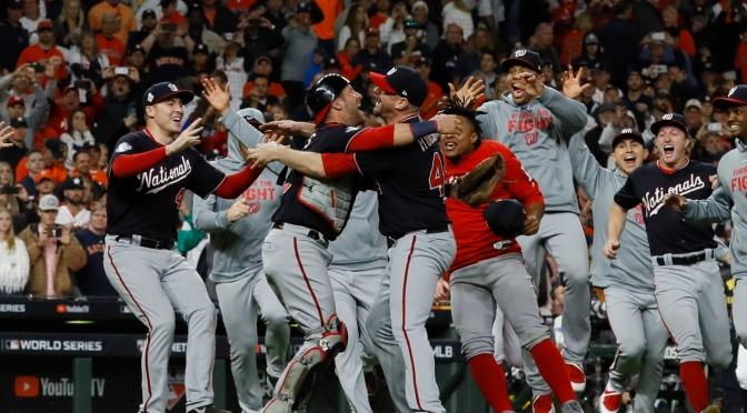 MLB Postseason Recap