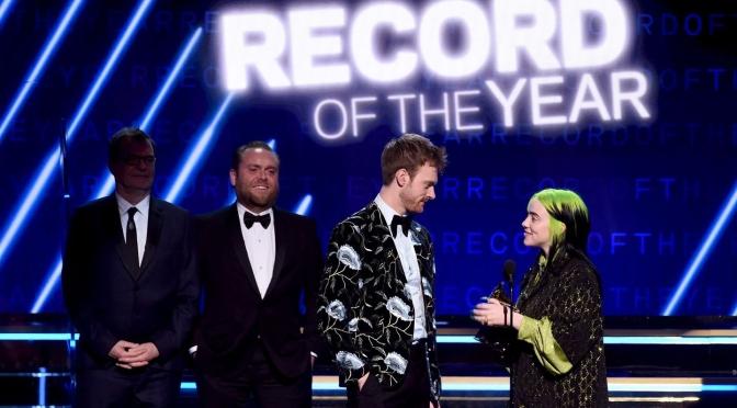 Billie Eilish Youngest in Grammy History