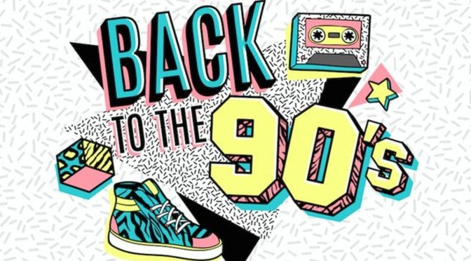 The 90's Are Back