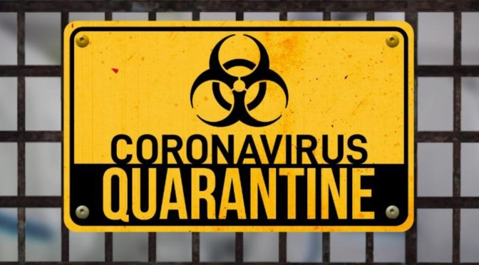 Quarantine For Dummies
